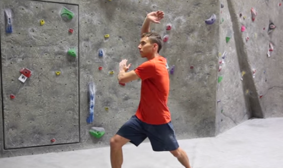Stay Injury Proof With This Dynamic Climbing Warm-Up