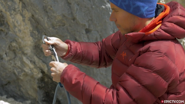 D.I.Y Clip Stick For Sport Climbing
