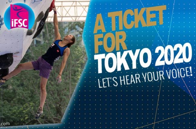 sport climbing tokyo 2020