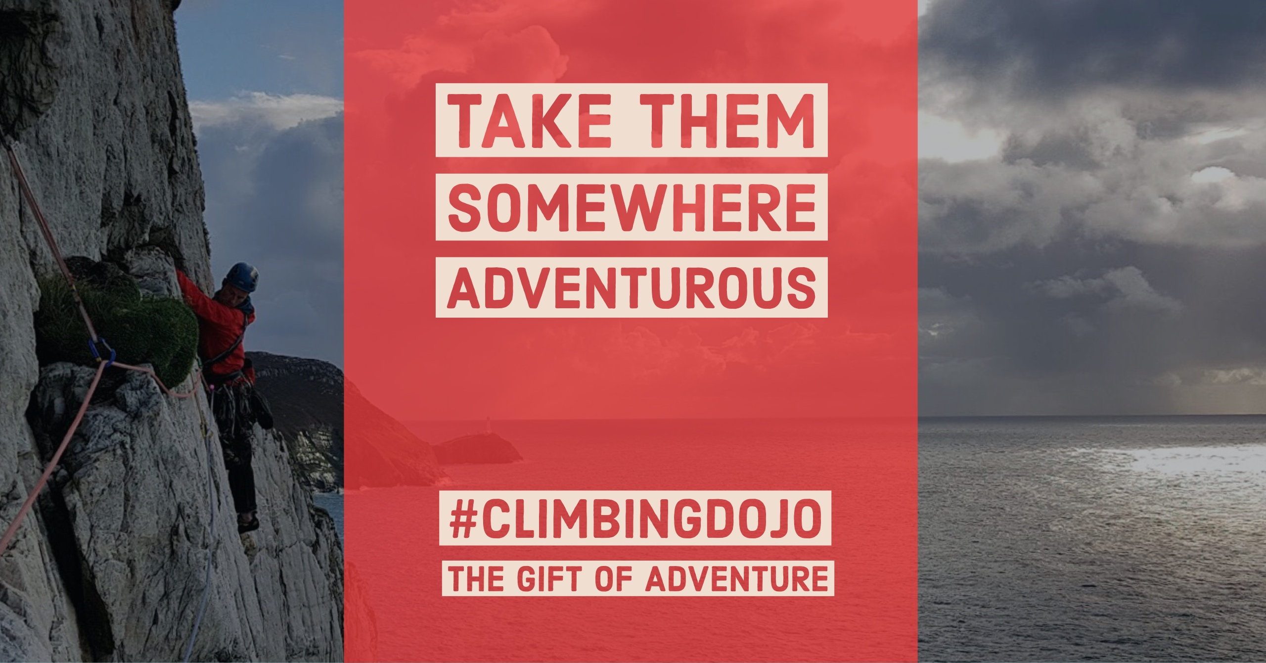 Climbing Dojo Rock Climbing Courses Gift Vouchers