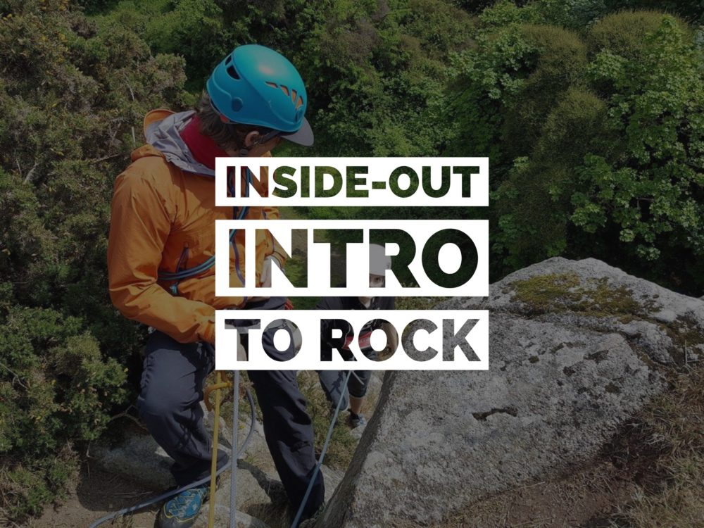 Introduction to Outdoor Rock Climbing For Indoor  Climbers